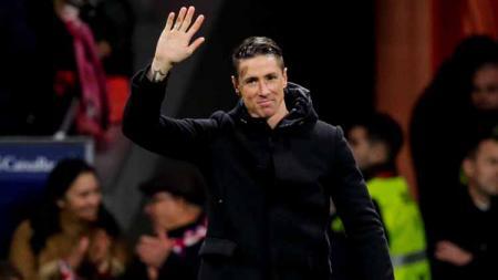 Fernando Torres resmi pensiun dari dunia sepak bola, laga terakhirnya adalah melawan Vissel Kobe. David S. Bustamante/Soccrates/Getty Images. - INDOSPORT