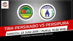 Indosport - Prediksi TIRA-Persikabo vs Persipura Jayapura