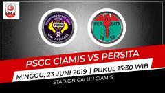 Indosport - Prediksi PSGC Ciamis vs Persita Tangerang