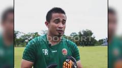 Indosport - Ferry Rotinsulu, salah satu legenda Sriwijaya FC