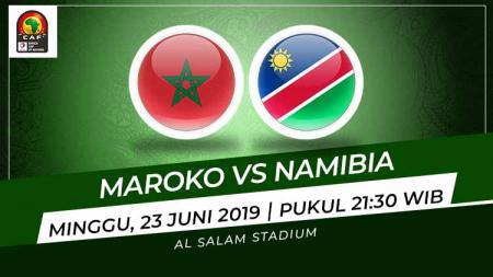 Prediksi Maroko vs Namibia - INDOSPORT