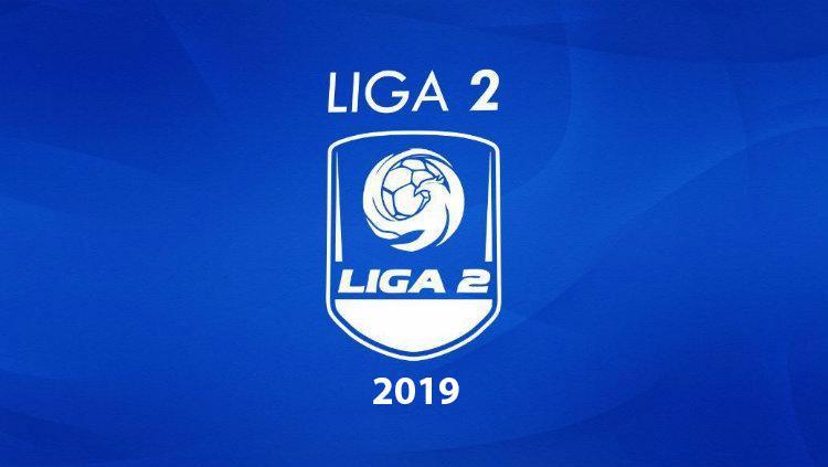Ilustrasi logo Liga 2 2019. Copyright: yodab.id