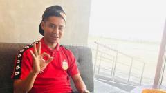 Indosport - Indra Kahfi Ardhiyasa selaku kapten Bhayangkara FC menyadari bahwa klub kebanggaannya jauh berada dalam posisi yang sudah ditargetkan di awal musim Liga 1 2019.