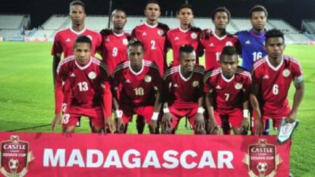 Foto skuat Timnas Madagaskar 2018 - INDOSPORT
