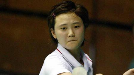 Wang Chen pebulutangkis Hong Kong. - INDOSPORT
