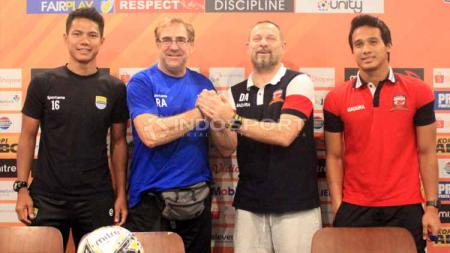Jelang laga melawan Persib Bandung, Madura United dapat