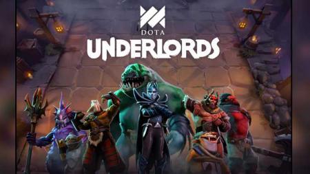 Game eSports Dota Underlords mengenalkan empat item baru. - INDOSPORT