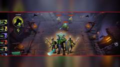 Indosport - Tampilan gameplay dari game eSports di Dota Underlords.