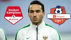 Indosport - Kelanjutan karier Ezra Walian, bertahan di Liga Belanda atau main di Liga 1 2019 bersama Persija Jakarta. (Foto: Pictobank/Getty Images/INDOSPORT)