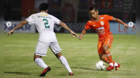 Borneo FC siap hadapi PSIS Semarang di Stadion Segiri, Samarinda (10/7/2019). Foto: Instagram@borneofc.id - INDOSPORT