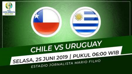 Prediksi Chile vs Uruguay - INDOSPORT