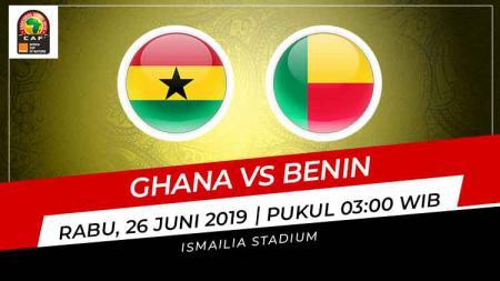 Prediksi Ghana vs Benin - INDOSPORT