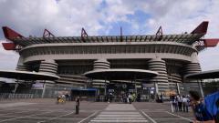 Indosport - Stadion San Siro atau Giuseppe Meazza.