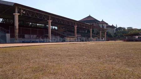 Persiapan kontingen Bali menuju Pekan Olahraga Nasional (PON) 2021 Papua tak terganggu meski Stadion Ngurah Rai, Denpasar, direnovasi. - INDOSPORT