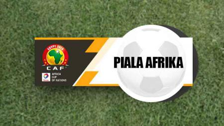 Logo Piala Afrika 2019 - INDOSPORT