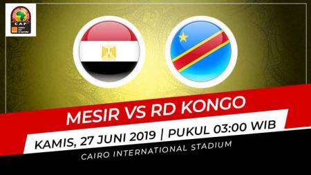 Prediksi Mesir vs Republik Demokratik Kongo - INDOSPORT