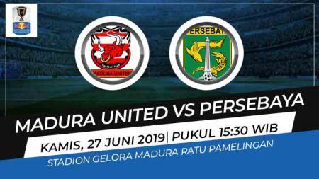 Jadwal dan Siaran Langsung Piala Indonesia: Madura United vs Persebaya - INDOSPORT