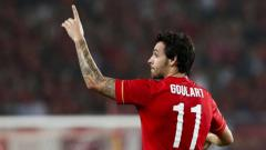 Indosport - Ricardo Goulart, calon pemain naturalisasi Timnas China.