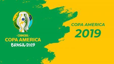 Logo Copa America 2019 - INDOSPORT