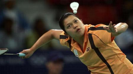 Keputusan eks pebulutangkis Indonesia, Mia Audina meninggalkan Tanah Air dan membela Belanda jadi sorotan media China. - INDOSPORT