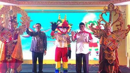 Maskot ASEAN School Games ke-11 tahun 2019 telah resmi diluncurkan pada Selasa (25/06/19) hari ini. - INDOSPORT