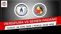 Indosport - Prediksi Persipura Jayapura vs Semen Padang