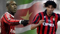 Indosport - Ruud Gullit, Suriname dan Clarence Seedorf