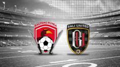 Indosport - Susunan pemain pertandingan Kalteng Putra vs Bali United pada pekan ke-4 (tunda) Shopee Liga 1 2019, Rabu (26/06/19), di Stadion Sultan Agung, Bantul.