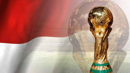 Indonesia terlibat dalam pencalonan diri menjadi tuan rumah Piala Dunia 2034. - INDOSPORT
