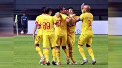 Indosport - Bhayangkara FC vs Persela