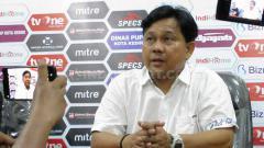 Indosport - Pelatih Persik, Budiarjo Thalib memberi komentar pasca ditahan imbang Martapura FC.