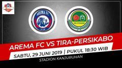 Indosport - Prediksi Arema FC vs TIRA-Persikabo