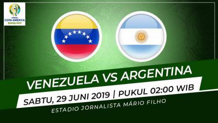 Prediksi Venezuela vs Argentina - INDOSPORT