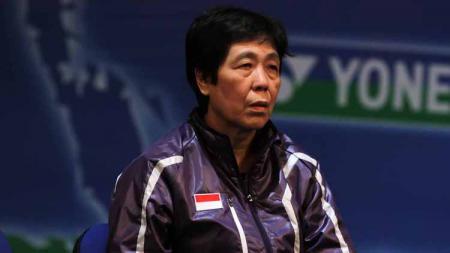 Mantan pelatih nomor tunggal putri Pelatnas Cipayung, Liang Chiu Sia - INDOSPORT