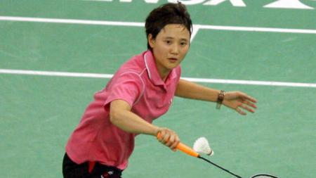 Wang Chen saat masih aktif sebagai pebulutangkis Hong Kong - INDOSPORT
