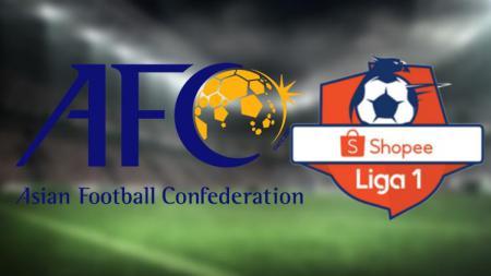 Ilustrasi perjalanan klub-klub Indonesia di kompetisi Asia (Foto: INDOSPORT.COM/Tiyo Bayu) - INDOSPORT