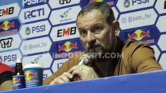 Indosport - Pelatih Madura United, Dejan Antonic. Foto: Ian Setiawan/INDOSPORT