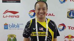 Indosport - Pelatih bulutangkis, Hendrawan.