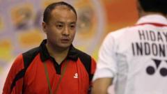 Indosport - Hendrawan, salah satu pahlawan bulutangkis Indonesia di Piala Thomas 1998.