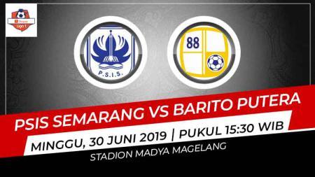 PSIS Semarang vs Barito Putera - INDOSPORT