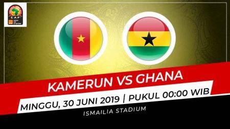 Prediksi Kamerun vs Ghana. - INDOSPORT