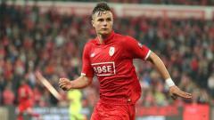Indosport - Pemain Standard Liege, Zinho Vanheusden. Foto: Vincent Van Doornick/Isosport/getty images