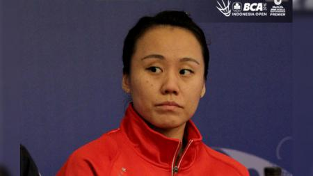 Mantan pebulutangkis China, Zhao Yunlei. - INDOSPORT