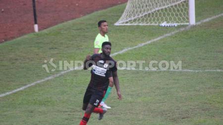 Striker Persipura Jayapura asal Mali, Mamadou Samassa - INDOSPORT