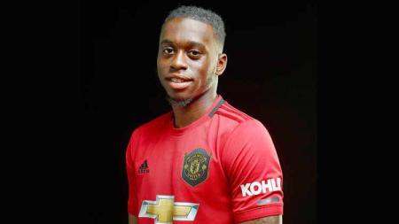 Aaron Wan-Bissaka mendapat wejangan dari pemain yang sempat gagal ketika mencoba berkarier di Manchester United. Foto: Manchester United/Getty Images - INDOSPORT