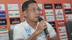 Indosport - Yunan Helmi, pelatih Barito Putera