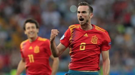 Fabian Ruiz, Bintang Timnas Spanyol U-21. - INDOSPORT