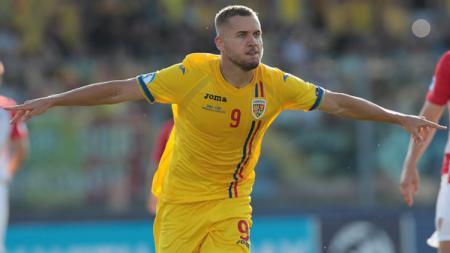 George Puscas, eks wonderkid Inter Milan yang hengkang karena kehadiran Romelu Lukaku. - INDOSPORT