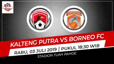 Prediksi Kalteng Putra vs Borneo FC - INDOSPORT