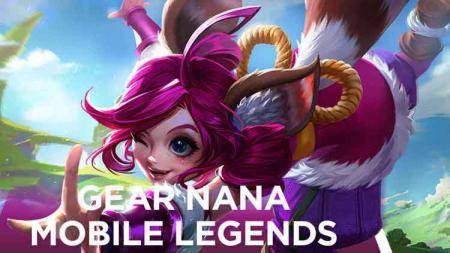 Hero Nana Mobile Legend - INDOSPORT
